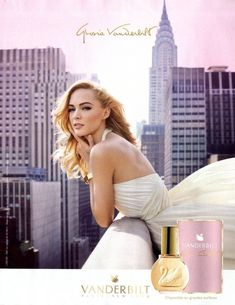Vanderbilt (Eau de Toilette) is a perfume by Gloria Vanderbilt for women and was released in The scent is floral-powdery. Perfume Ad, Cosmetics & Perfume, Best Perfume, Sarah Jessica Parker Perfume, Fashion Beauty, Womens Fashion, Gloria Vanderbilt, Strapless Dress, Classic