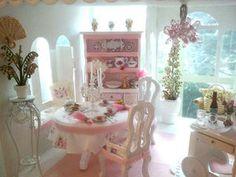 姫系ドールハウス ロマンティックな可愛さをギュッと閉じ込めたドールハウス画像集 - NAVER まとめ