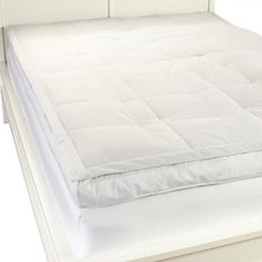 """Concierge Collection 3"""" Downtop Featherbed at HSN.com"""