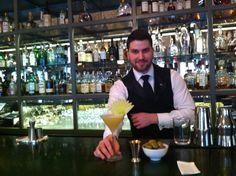 Coburg Bar @ The Connaught, London