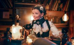 Steampunk Tendencies | Photographies by Dmitri Tchernov Steampunk...