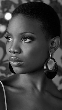 Exquisitely Gorgeous! Black Girls Rock, Black Girl Magic, Beauty Skin, Hair Beauty, Flawless Beauty, Natural Styles, Belleza Natural, Naturally Beautiful, African Beauty