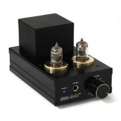 Little Dot I+ 6JI X2 Tube standard Hybrid Headphone Tube Amplifier [Electronics]: Amazon.co.uk: Hi-Fi & Speakers