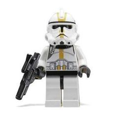 Clone Trooper Yellow  LEGO Star Wars Figure * See this great product.Note:It is affiliate link to Amazon. #tagblender