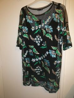 Zara Women's Embroidered Detailed Dress