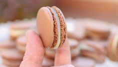 Bocados Caseros: Cómo hacer macarons caseros perfectos a la 1ª (Tru...