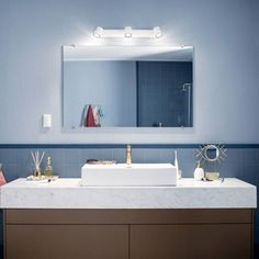 Mirror With Led Lights, Led Mirror, Led Ceiling Lights, Ceiling Lamp, Bathroom Spotlights, Bathroom Wall Lights, Led Wall Lamp, Bathroom Lighting, Smart Home