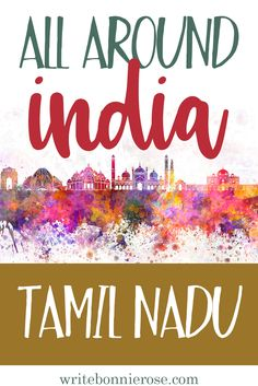 This week in Exploring with Jake, Jake travels to Tamil Nadu and finds out A LOT of things! Come join him in discovering ways he can pray for the people of Tamil Nadu. - WriteBonnieRose.com