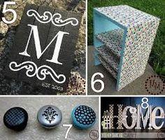 modge podge crafts - Google Search