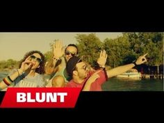 Blunt & Real ft. Ledri Vula - Nese m'don ti - Remix (Official Video HD) .........my favourite song ever