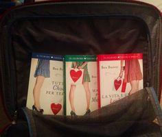 La valigia sul letto--- Foto di #IsabellaPesarini