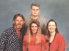 David, Debbie, Tammy & Dave George 1993