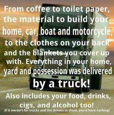 All Truck, Big Rig Trucks, Semi Trucks, Truck Driver Wife, Truck Drivers, Trucker Quotes, Little Truck, World Quotes, School Today