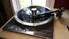 Garrard 401 with Rega RB-303, Denon DL-103 and TTW Audio Outer Ring Extreme V2,TTSuperClamp Light