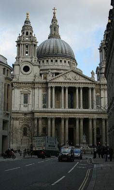St Paul's Cathedral, London- you've always been so gorgeous❤️