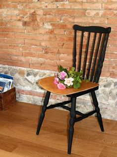 Idée chaise by Barbabé aime le café