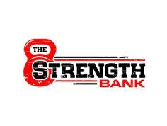 THE STRENGTH BANK logo design - 48HoursLogo.com