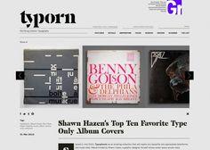 Typorn article typophonic
