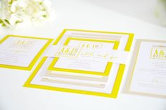 20 Beautiful Wedding Invitations Perfect for Modern I Do's
