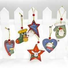 Diamond Imported From Abroad 2pcs 1 Pcs Christmas Painted Decorative Pendant Christmas Tree Innovative Skates Ski Shoes Pendant Festival Home Decorations