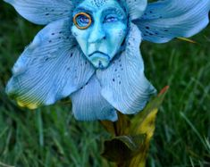 Alice in Wonderland Yawning Mouse Dormouse & by SUTHERLANDDOLLART