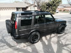 Land Rover discovery II