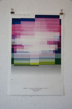 Looks like what I'm supposed to make for my 1st Color Theory assignment... will be using this for inspiration :)
