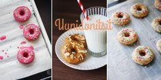 Donitsipellillä herkulliset ja kauniit reseptit valmistuvat helposti!   Donitsipellit: http://www.heirol.fi/catalogsearch/result/?q=donitsi