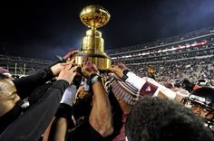 Mississippi State claims the Golden Egg in 2013 over Ole Miss