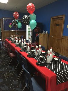 Kindergeburtstag Bowling party More Prevent Water Damage in the Bathroom The frequent use of water i Kids Bowling Party, Bowling Party Themes, Fun Bowling, Bowling Tips, Bowling Ball, 12th Birthday, 6th Birthday Parties, Birthday Bash, Birthday Ideas