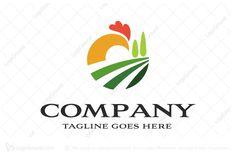 Logo for sale: Farming Logo