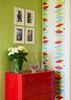Lighten Up A Dark Room With Bright Paint It S An Easy