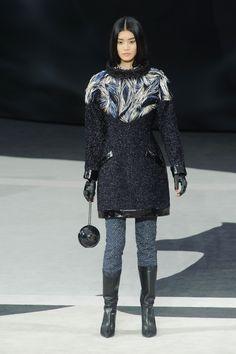 Défile Chanel Prêt-à-porter Automne-hiver 2013-2014