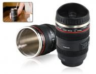 Price $22.09 Constructed with a hard plastic shell and 304 stainless steel interior Specially designed the shape of a Ef 24-105mm f4.0L Usm camera len...