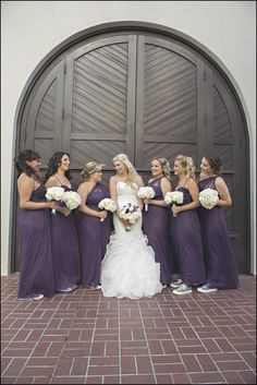 Bridesmaid Dresses with Converse