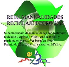 Concursos, retos y sorteos MYBA, manualidades y bellas artes. Decoupage, Fictional Characters, Pageants, Craft Stores, Recycled Materials, Prize Draw, Fine Art, Recycling, Beading