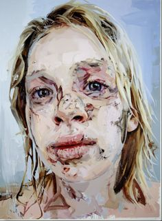 View Bleach by Jenny Saville on artnet. Browse more artworks Jenny Saville from New York Academy of Art. Portraits, Portrait Art, Figure Painting, Painting & Drawing, Painting Styles, Jenny Saville Paintings, A Level Art, Gcse Art, Life Drawing