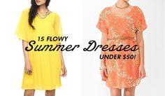 15 Summer Dresses