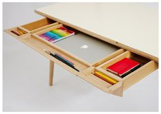 Desk by Brigitta Nemeth