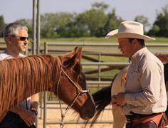 Learn three exercises to help improve your horse's maneuverability from AQHA Professional Horseman Ken McNabb | #HorseTrainingTip #ShoulderControl