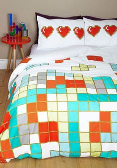 Furnish & Decorate - Next Level Snoozing Duvet Cover in Full/Queen