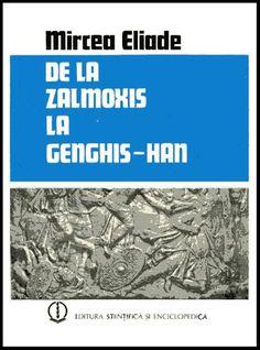 Cover of: De la Zalmoxis la Genghis-Han by Mircea Eliade 1980, Open Library, Social Security, Cover