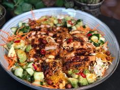 Asian Recipes, Healthy Recipes, Ethnic Recipes, I Love Food, Good Food, Healthy Diners, Rabbit Food, Happy Foods, Middle Eastern Recipes