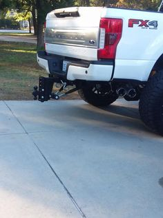 Trailer Hitch Receiver, Truck Accessories, Made In America, Monster Trucks, Stress, Drop, Frame, Picture Frame, Frames