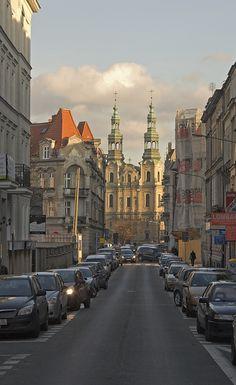 Poznan Poland, ul.Długa [fot.Przemysław Prabucki]
