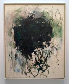 "Joan Mitchell, ""Untitled"" (1964), oil on canvas, 63 3/4 x 51 1/8 inches."