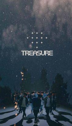 #ygtreasure #treasure #wallpaper Kpop, Treasure Boxes, Colorful Wallpaper, Yg Entertainment, Character Illustration, Handsome Boys, Aesthetic Wallpapers, Fandom, Boy Groups