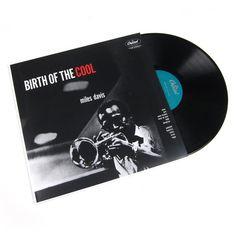 Miles Davis: Birth Of The Cool Vinyl LP