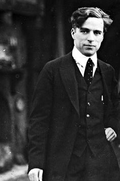 Charlie Chaplin ca.1925.  British Comedian, Producer, Actor, Director, & Composer.