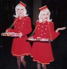 1950's vintage usherette costume - Google Search